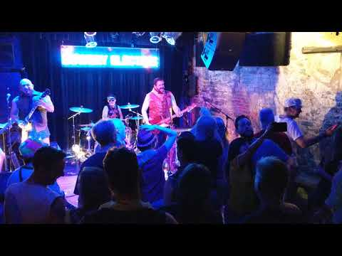 GayC/DC You Shook Me All Night Long @ Bowery Electric NYC 06-17-18 9/11