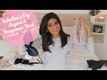 Valentine's Day Lingerie & Loungewear Haul ft.  Intimissimi, H&M, & Oysho! | Life with Laila
