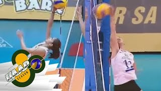 Ateneo Lady Eagle's Jia Morado and Deanna Wong | UAAP 80 Exclusives