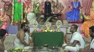 4-Priest Arunachaleswara Homa with Mahanyasa Parayanam - Karthigai Somavaram 2020