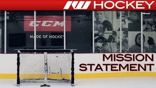 CCM Hockey: Made of Hockey Mission Statement