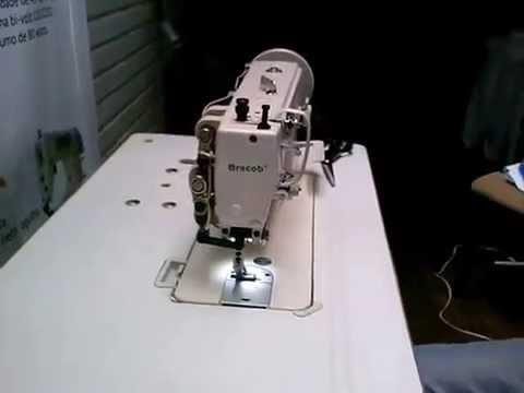 Maquina De Costura Ultrassônica Reta Transporte Duplo Youtube
