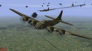 100 Subscriber Special! - B-17 Bombing Raid - IL2 Sturmovik 1946