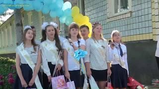 Школа прощай - поют выпускники