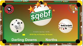 SQEBF City v Country | A Grade Semi Final - Darling Downs v Norths