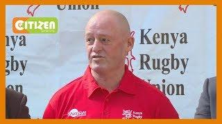 New Zealander Feeney takes the reins from Murunga