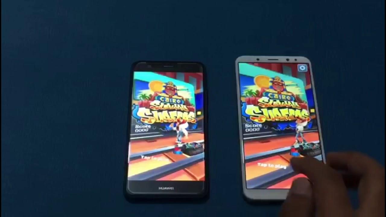 Huawei Mate P10 Lite Test