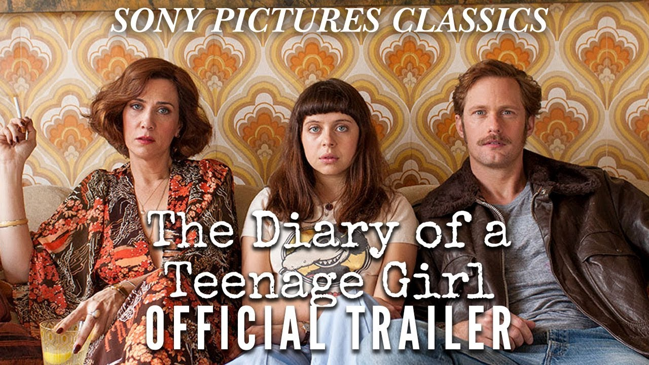 The Diary of a Teenage Girl | Official Trailer HD (2015)