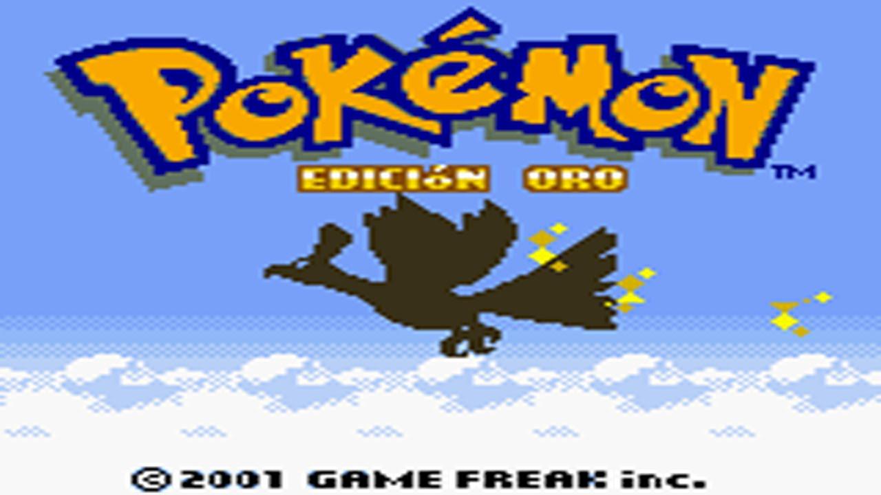 descargar rom pokemon oro