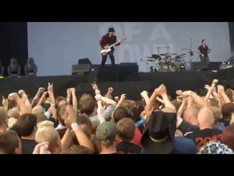System of a Down live @ Jurassic Rock, Finland 2013 (PART 1) HD!