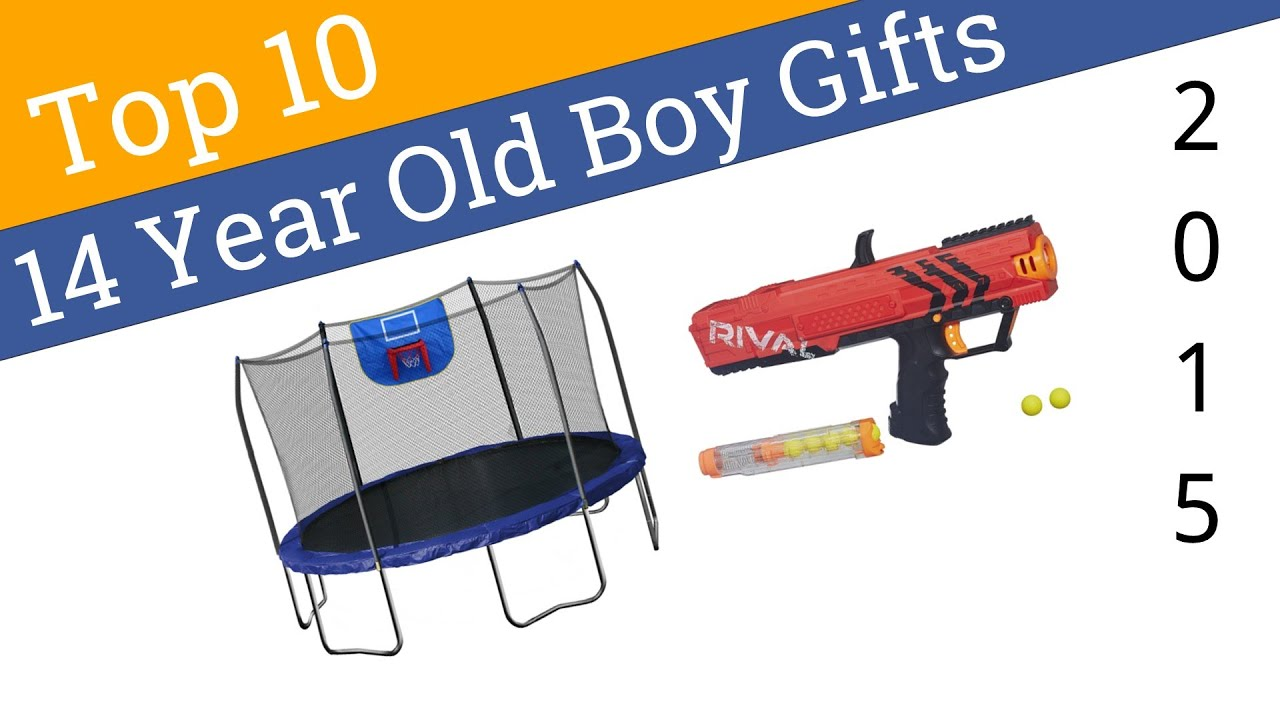10 Best 14 Year Old Boy Gifts 2015