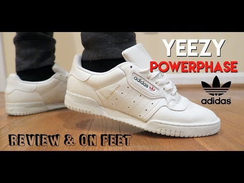 BEST OLD MAN SNEAKERS) YEEZY POWERPHASE CALABASAS REVIEW   ON FEET ... 1a9d4d6f0