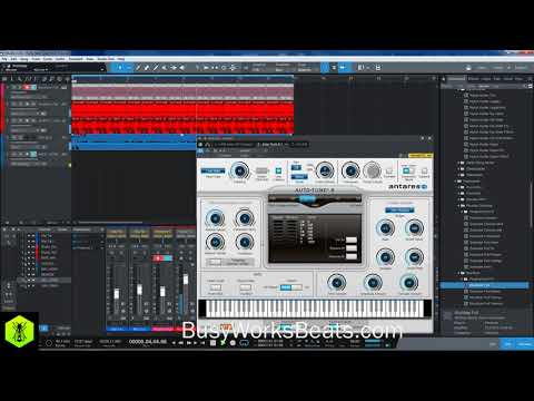 Studio One 4 - How to Record and Use Audio Tools
