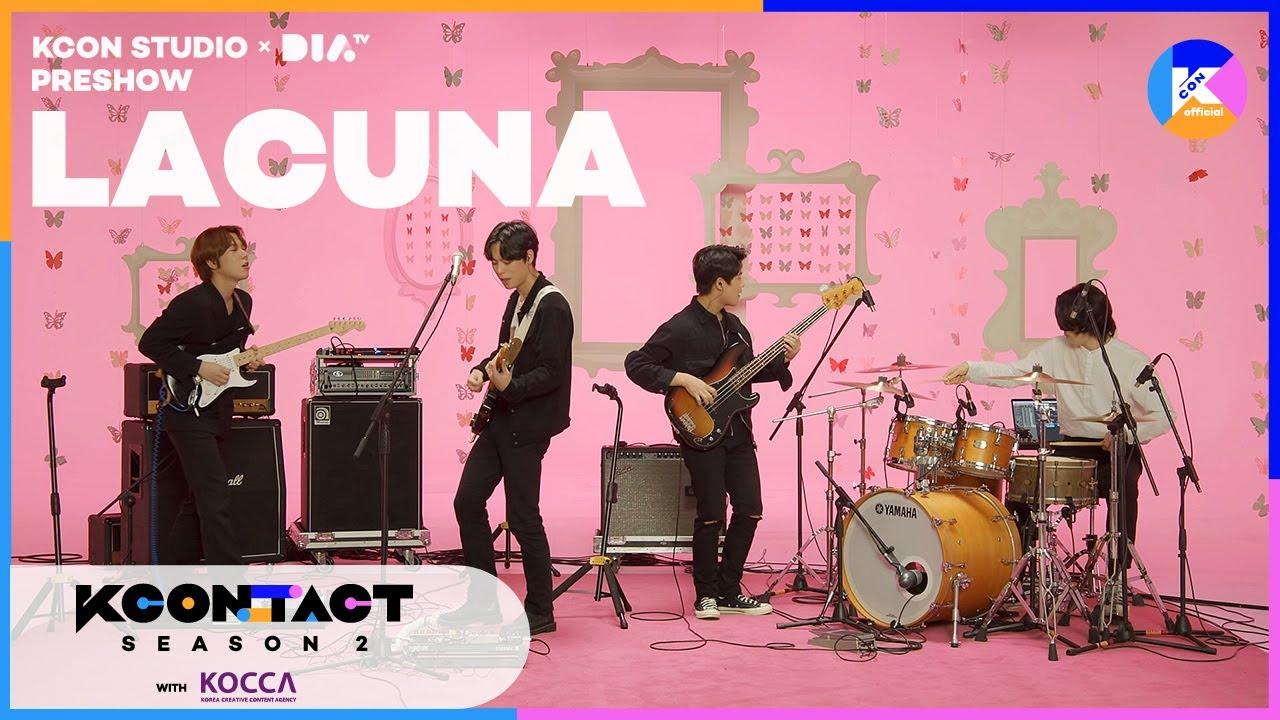 Lacuna | [KCON STUDIO X DIA TV] Pre-Show Day 6
