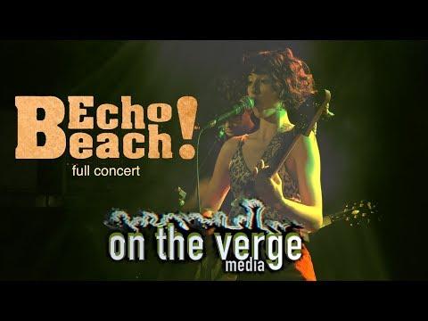 Echo Beach - Live 2018