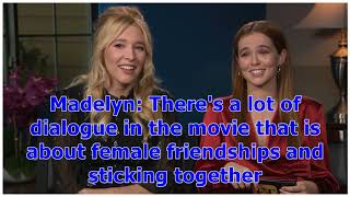 °Lea Thompson Interviews Madelyn and Zoey Deutch About Being Directed By Their Mom and Streaking ...