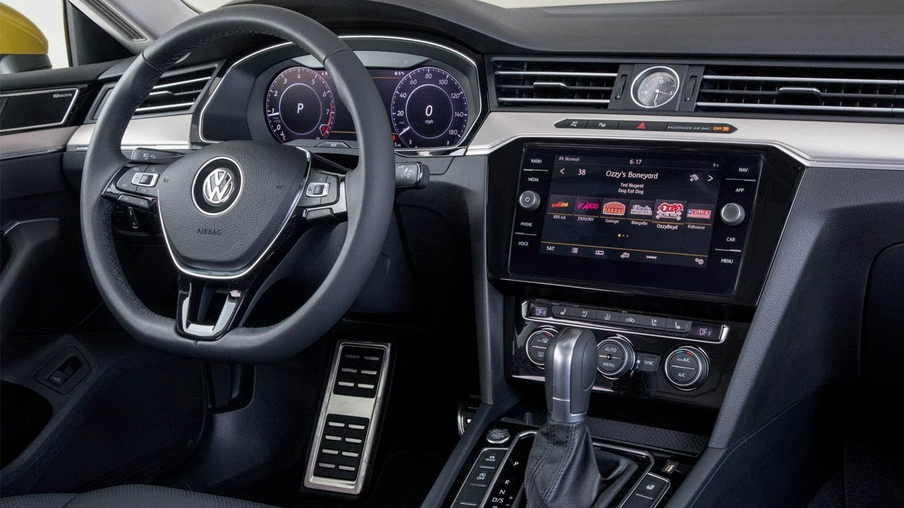 2018 Volkswagen Arteon >> 2019 VW Arteon Interior and Exterior Detail | Car News 24h