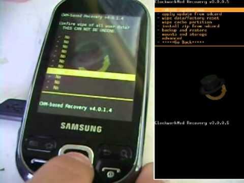 firmware-ul 2.2 pentru gt-i5500