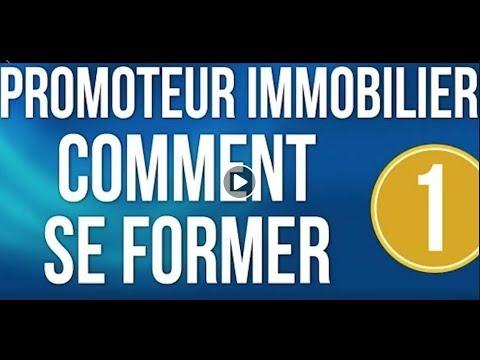 Comment devenir promoteur immobilier en France de A à Z - promotion immobiliere