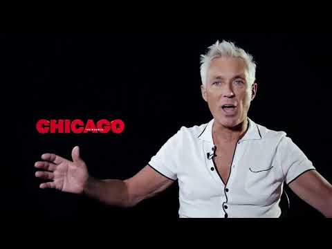 Chicago | Introducing Martin Kemp as Billy Flynn