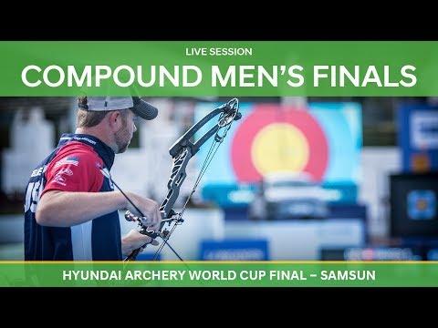 Full session: Compound Men's Finals | Samsun 2018 Hyundai Archery World Cup Final