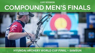 Full session: Compound Men's Finals | Samsun 2018 Hyundai Archery World Cup Final