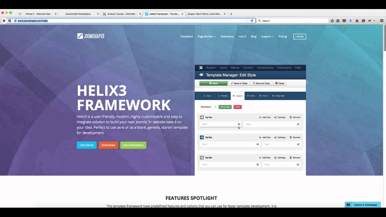 Introduction To The Helix3 Framework For Non Coders - YouTube