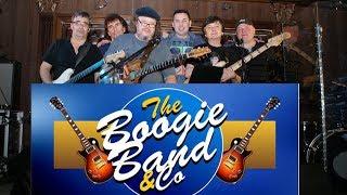 Группа «Boogi Band»(Уфа) - душевная музыка и общение