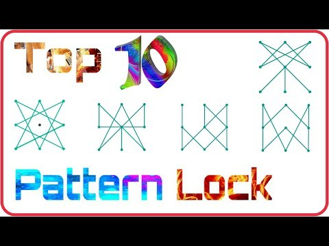Top 10 Best Impossible Patterns Lock
