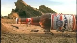 Budweiser 1995 - hormigas.wmv