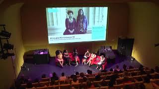 Afrocyberféminismes Séance #6 Partie 2 -  Black Quantum Futurism, Christelle Oyri et Kyémis