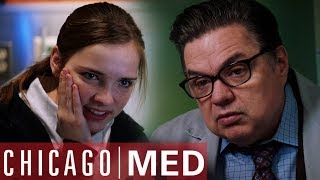 Mirrored Touch Synaesthesia? | Chicago Med