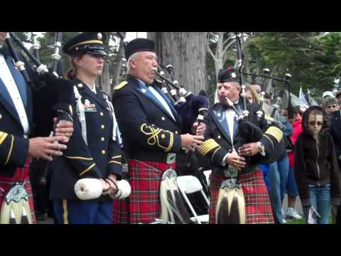Amazing Grace Pipes&Drums 191st Army Band