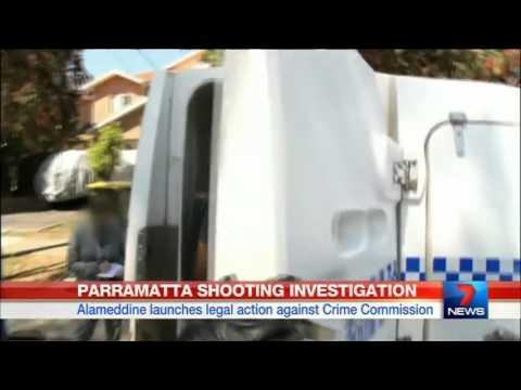 Parramatta Shooting