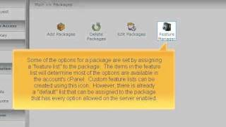 How to initially configure your cPanel resellers account (WHM)