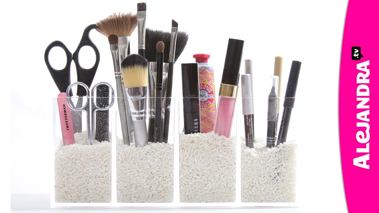 organize your makeup how to organize cosmetics in the bathroom youtube