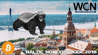 Onboarding with Paxful - Baltic Honeybadger 2018 Bitcoin Conference