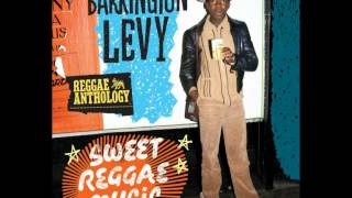 Barrington Levy skylarking