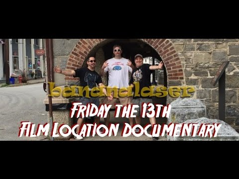 Friday the 13th 1980 Film Location Documentary