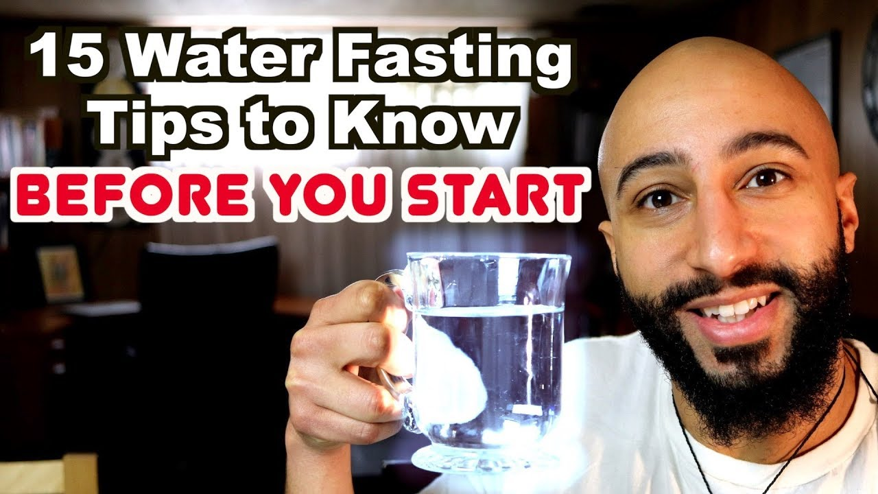 My 5-Day Water Fasting Results (Lost 16lbs) | Vlog Review