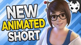 Overwatch NEW MEI CINEMATIC! Old Leaks were right!
