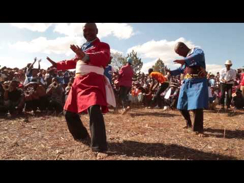 Hira Gasy Danse Madagascar