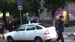 В Сочи водитель легкового автомобиля сбил пешехода