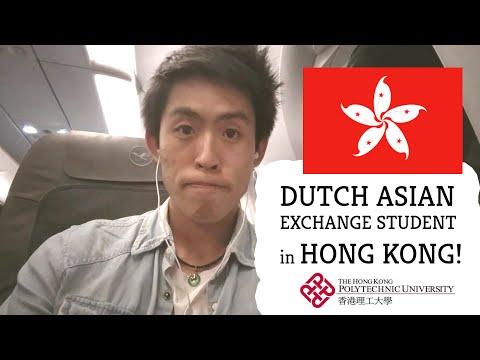 DUTCH ASIAN EXCHANGE STUDENT in HONG KONG | [VLOG #4]