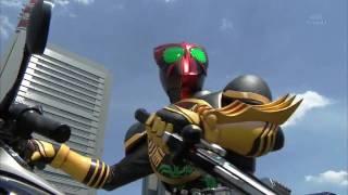 Kamen Rider OOO Trailer 2 [Subbed]