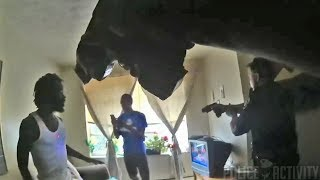 Bodycam Footage From Cincinnati Police Taser Incident
