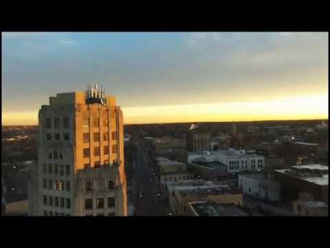 Elgin Drone First Film