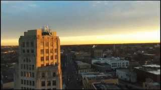 Elgin Drone First Film