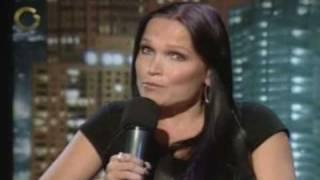 Entrevista a Tarja Turunen en Globovisión.