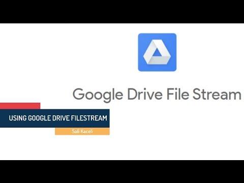Using Google Drive File Stream Tutorial - A Comprehensive Tutorial